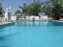 Agriturismo con piscina Cuore di palme