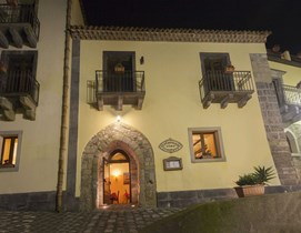 Pasqua 2020 Etna Hotel Federico II