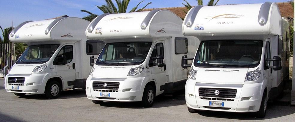 CAMPER & TOUR OFFERTE TRAPANI 2021 TRAPANI Noleggi e Trasporti