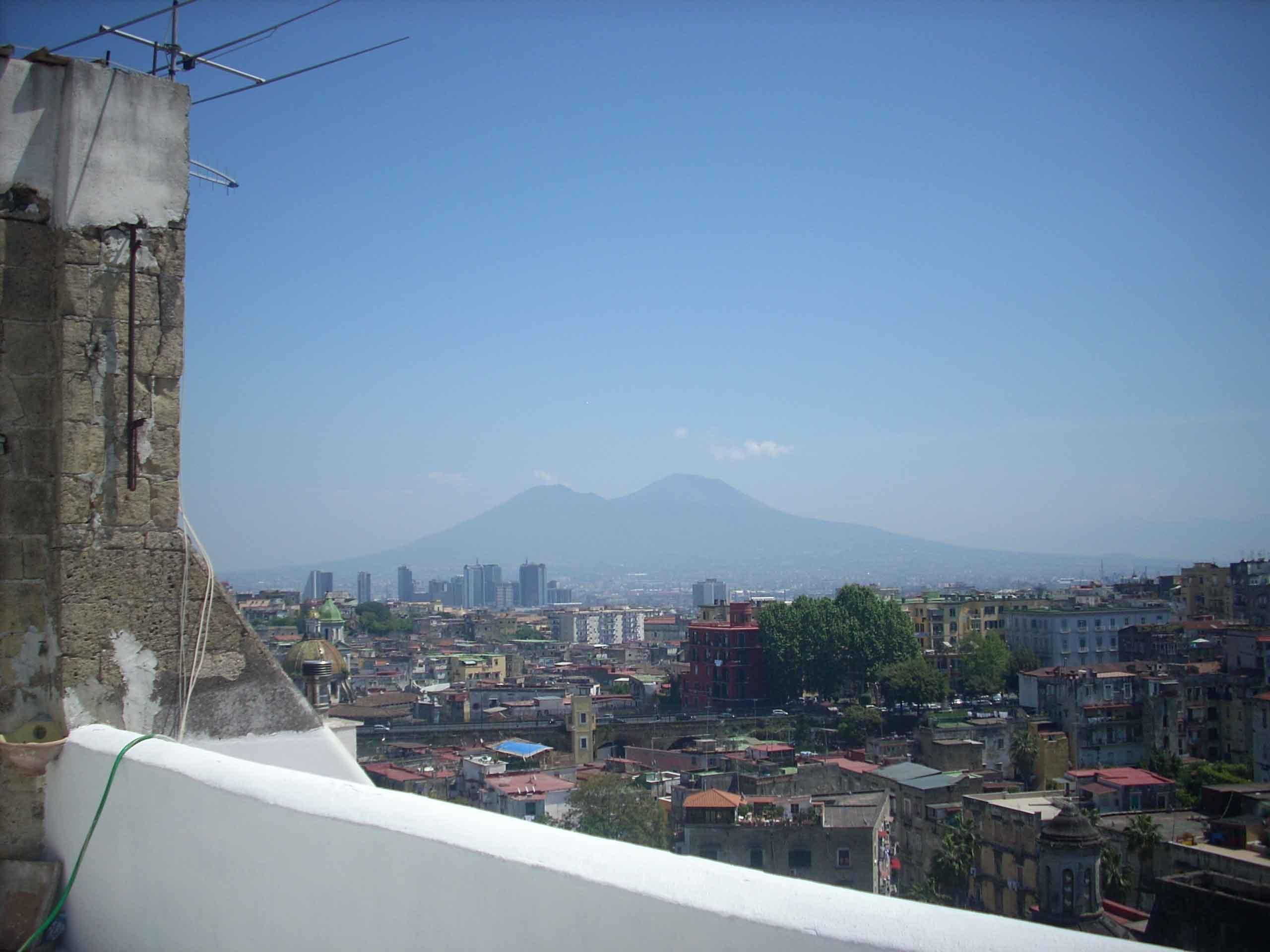 Vacanze in Campania - Casa Napoli VILLA DAGOSTINO napoli Casa vacanza