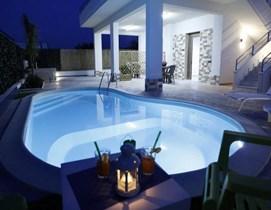 villa con piscina Alcamo marina