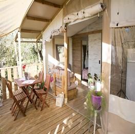 Ciriga Sicily Glamping vacanza in tenda di lusso