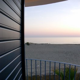 casa escondido Marsala spiaggia e casa stagnone